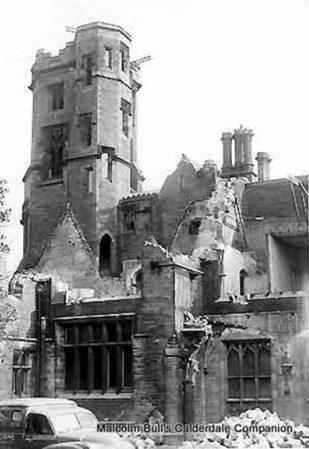 Manor Heath Demolition